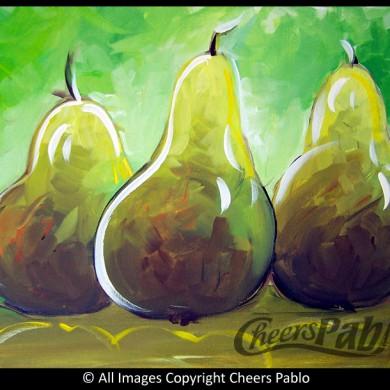 Three Pear