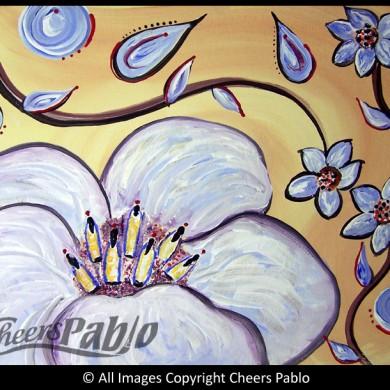Paisley Daisies