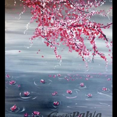 Blossoms Afloat