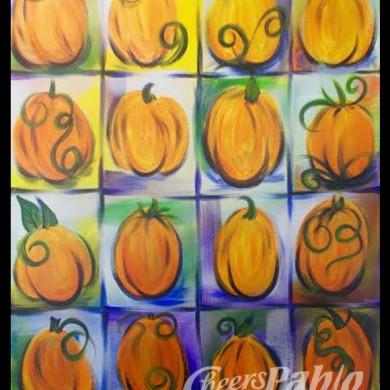 Pumpkin Grid