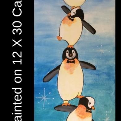 Penguin Stack