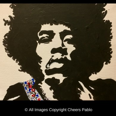 Pop Art Hendrix