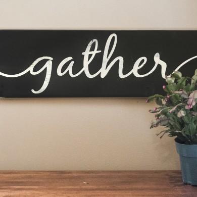 Gather 8x24
