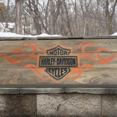 Harley Davidson 12x32