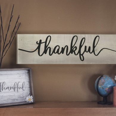 Thankful 8x24