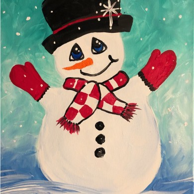 Snowman Hugs