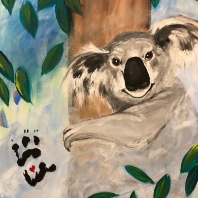 Kirby the Koala