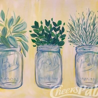 Sage, Mint, Rosemary