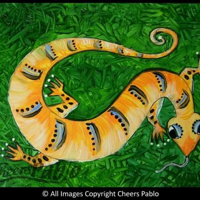 Lizard Slither