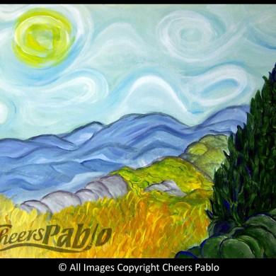 Gogh Sea