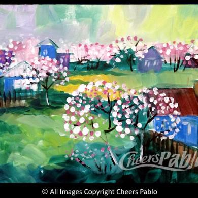 Neighborhood Blossom
