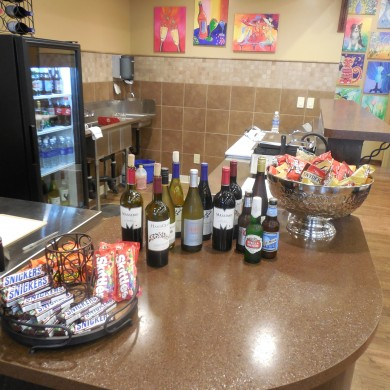 Cheers Pablo offers a variety of food and beverage options