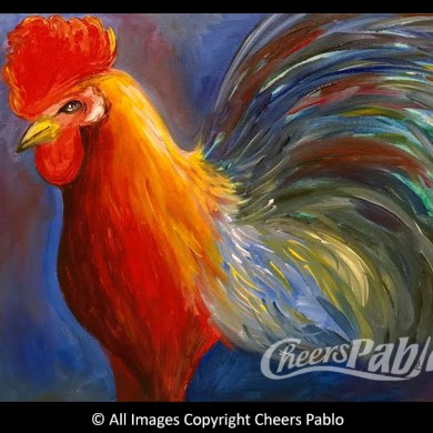 Radiant Rooster