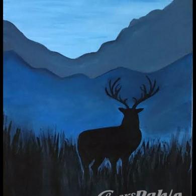 Lone Buck