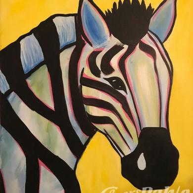 Jazzy Zebra