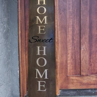 Home Sweet Home 8x48