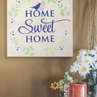 Home Sweet Home 12x12