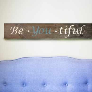Be You Tiful 6x32