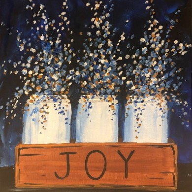 Joy Jars Winter