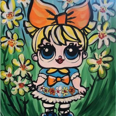 Daisy Patch Kid