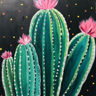 Cactus in Bloom Final