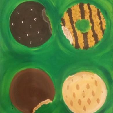 Cookie Quartet