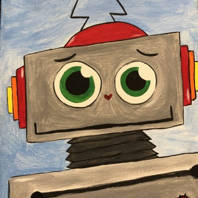 Ruby the Robot